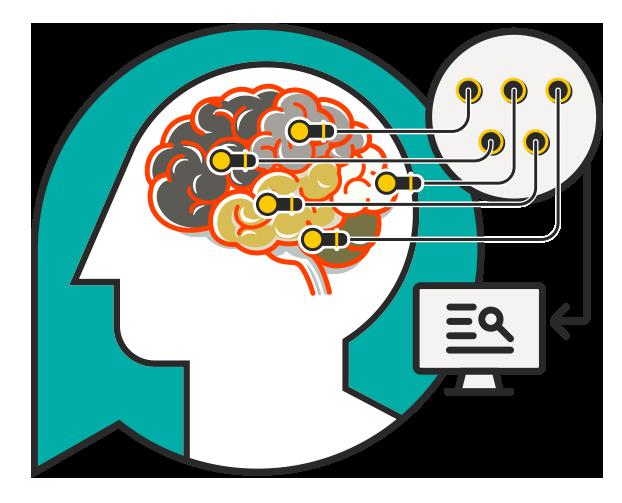 Mapeo cerebral sensores